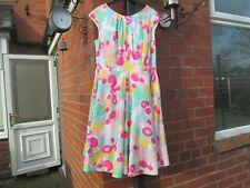 Boden Flowershow Dress Size 16L- WH623