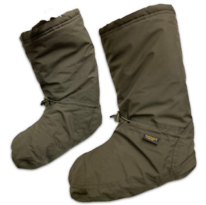 CARINTHIA WINDSTOPPER THERMAL G-LOFT INSULATED BOOTIES  Size: 40 - 46  , Army