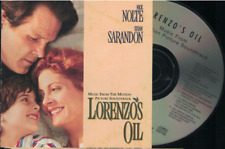 """Lorenzo's Oil"" Original Movie Soundtrack; 1992 CD"