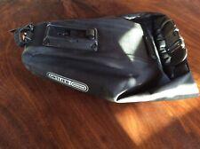 Ortlieb Waterproof Bicycle Saddle Bag/large, VGC, One-owner