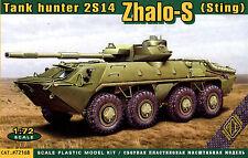 ACE 1/72 72168 Soviet Zhalo-S Tank Hunter 2S14 (Sting)
