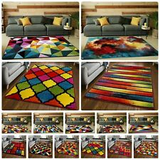 Modern Design Hand Carved Multi-Color Small Large Luxury Carpets Floor Area Rugs