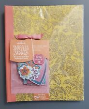 Hallmark Snippets & Stories Family Memory Keeper Album New