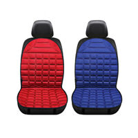 12V Heated Car Seat Covers Warmer Pads Protector Auto Winter Replacement Z4F1