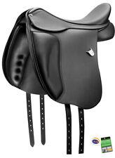 Bates Icelandic Adjustable Deep Seat Close Contact Performance Saddle CAIR Black