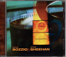 TERRY BOZZIO & BILLY SHEEHAN nine short films CD 2002 MAGNA CARTA Frank Zappa