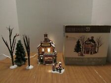 Dept 56 New England 2006 Wheaton Christmas Bakery #56.57001 Gingerbread Cookie