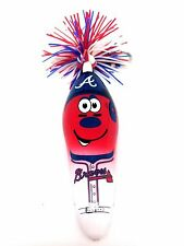 Atlanta Braves Pen Kooky Klicker Belt Clip MLB Baseball Ball Point Pen Key Chain