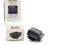 Metz Canon SCA 3101 M2 TTL Adapter Blitzadapter flash adapter SYSTEM SCA 3000