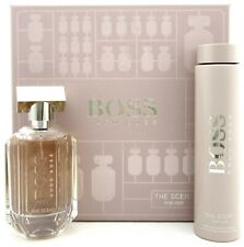 Boss The Scent for Her by Hugo Boss: 3.3oz.EDP Spray+6.7oz.Body Lotion. New Set