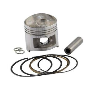 For Yamaha XV125 STD Standard Bore Size 41mm Piston Kit with Rings Clip Set