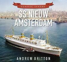 SS Nieuw Amsterdam by Andrew Britton (Paperback, 2015)