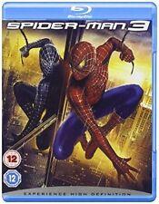 Spider-man 3 Blu-ray 2007 Region 2 Disc Special Edition