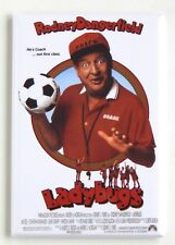 Ladybugs FRIDGE MAGNET (2.5 x 3.5 inches) movie poster soccer