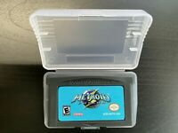 Metroid: Fusion Game Boy Advance GBA USA SHIPPHING