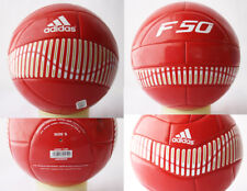 VERY RARE 2009 ADIDAS F50 TRAINING BALL FOOTBALL SOCCER SZ 5 NEW NOS !