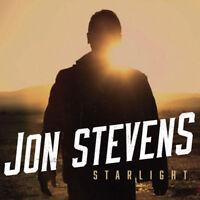 JON STEVENS Starlight 2017 11-track CD album NEW/SEALED Noiseworks INXS