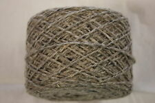 100g balls 55% Wool 45% Nylon - Aran Weight Knitting Yarn - Pebble