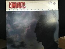 """COMMUNARDS SO COLD THE NIGHT WHEN THE WALLS COME TUMBLING 12"""" 1987 MCA MCA-23715"""
