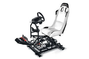 DOF Reality 2 Axis Motion simulator platform H2 Flight, Racing car plane cockpit