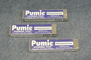 Pumie Stick, 3 Stück, Urinsteinentferner