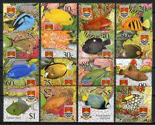 Kiribati 2002 MNH Tropical Fish 16v Set Marine Fishes Stamps