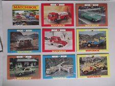 RARITÄT: Matchbox Regular Wheels: 8 Puzzle von 1969, neu, noch OVP, + Katalog !