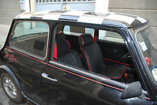 Liners Sièges Voiture sur Mesure Austin - Morris Mini 1988 - Cuir Artificiel