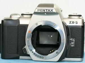 Pentax ZX-5 Film Camera 35mm SLR AS-IS FPOR See Details