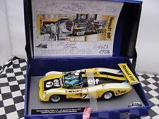 Le Mans Renault Alpine A442 #7 Le Mans 1977 132077/7M 1:32 Nuevo Y En Caja último fuera