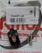 Formula - Collarino pompante Formula Serie ORO NERO/BLACK + viti FD40071-20 -NEW