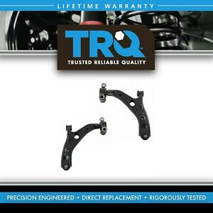 Front Lower Control Arm Ball Joint Assembly LH RH Pair 2pc for 14-18 Mazda 3