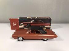 MIB 1963 Original The Experimental Chrysler Corp Turbine Car With Box & Paper