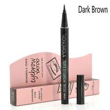 Women Makeup Brown 7 Days Eye Brow Tattoo Pen Liner Eyebrow Pencil Waterproof