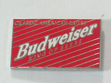Budweiser Classic American Lager, King of Beer Pin (Budweiser #11)