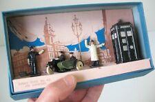 Pre war  Dinky Toys  Police Set   No.42  1935-1940  In repro box  Scarce  Good+