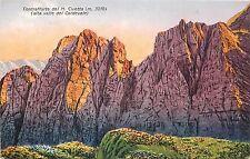 Italy Contraforte Monte Civetta alta valle Cordevole Arnoldo & Da Ponte Belluno