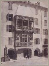 Innsbruck Autriche Austria Vintage albumine ca 1885