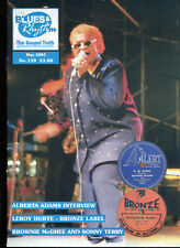 BLUES & RHYTHM - The Gospel Truth  (UK Blues magazine)   Issue no.159