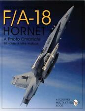 Mcdonnell-Douglas F/A-18 Hornet - New Paperback Paperback