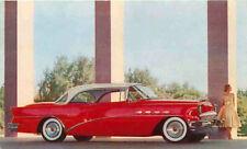 Advertising Postcard 1956 Buick 56-R Super Riviera #2