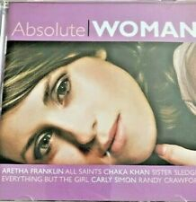 Absolute woman cd new various artists