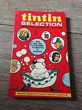 tintin pocket selection 10 1971 récits complets chavalier ardent yorik etc...