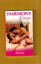 LA SPOSA DEL PRINCIPE - JENNIE LUCAS  - HARMONY COLLEZIONE  N.2477 - 2010