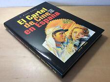 Used - Book Libro EL CARTEL DE CINE EN ESPAÑA - Español - For Collectors
