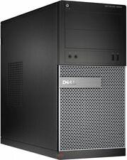 Cheap Fast Dell Optiplex Desktop PC MT Mini Tower Core i5 4th Gen Quad Core SSD