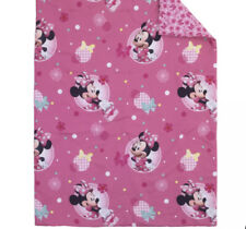 Disney Minnie Mouse 4 Piece Toddler Bedding