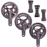 Shimano Ultegra FC-R8000 Road Bike Crank set 170mm 53/39t,52/36t,50/34t +BB
