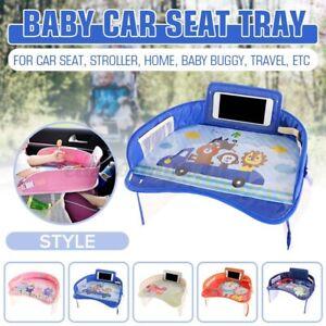 Auto Kindersitz Babysitz Tisch Spieltisch Esstisch Spielzeug Halter Sicherheit