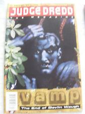 Judge Dredd Megazine Volume 1 Issue 9 -August 1991 - 2000AD